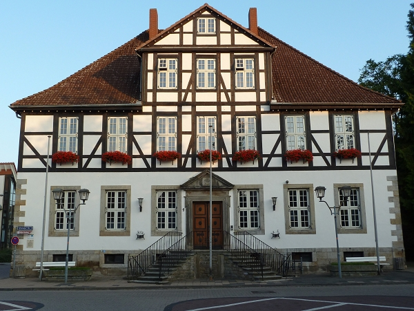 k-Rathaus Bad Münder